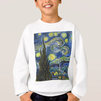 Starry Night, Van Gogh Sweatshirt