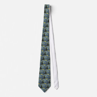 Starry Night, Van Gogh Tie