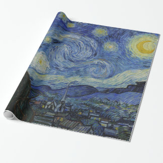 Starry Night Vincent van Gogh