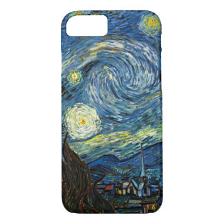 Starry Night Vincent Van Gogh Custom Case