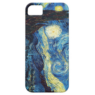 Starry Night Vincent Van Gogh Famous Painting Barely There iPhone 5 Case