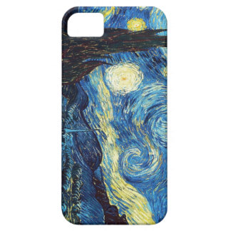 Starry Night Vincent Van Gogh Famous Painting iPhone 5 Cases