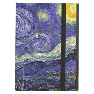Starry Night, Vincent Van Gogh. iPad Air Cover