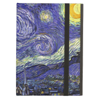 Starry Night Vincent Van Gogh iPad Covers