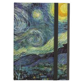 Starry Night Vincent Van Gogh iPad Cases