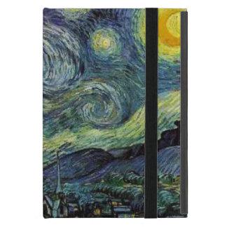 Starry Night, Vincent Van Gogh. iPad Mini Cases