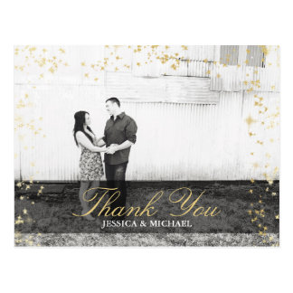 Starry Nights Thank You Cards