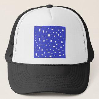 starry-nite trucker hat
