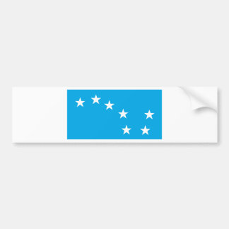Starry Plough - Irish Socialist Communist Flag Bumper Sticker