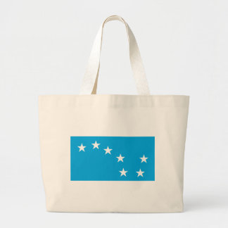 Starry Plough - Irish Socialist Communist Flag Large Tote Bag