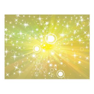 Starry Postcard
