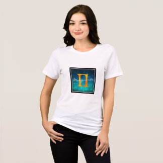 Starry Sky Zodiac Sun Sign Gemini T-Shirt