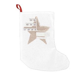 Starry Star Christmas Stocking
