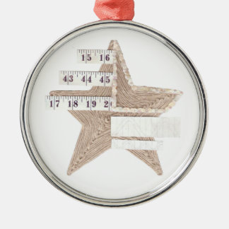 Starry Star Premium Ornament