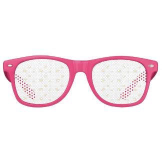 Starry Starry Stars Retro Sunglasses