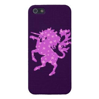Starry Unicorn iPhone 5/5S Cases