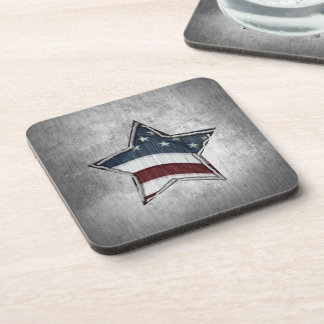 Stars and Bars Coaster