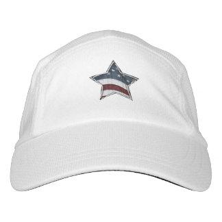Stars and Bars Hat