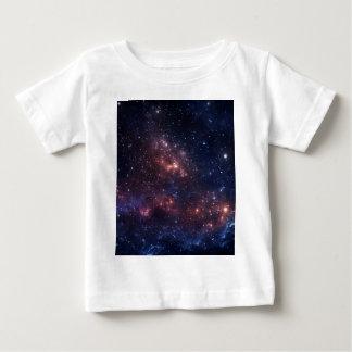 Stars and nebula baby T-Shirt