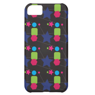 Stars and Shapes Case For iPhone 5C
