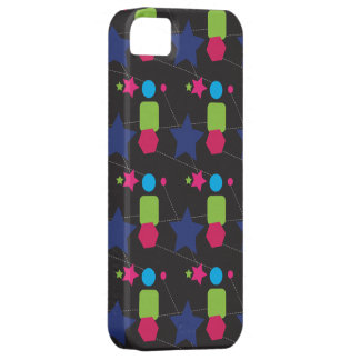 Stars and Shapes iPhone 5 Cover