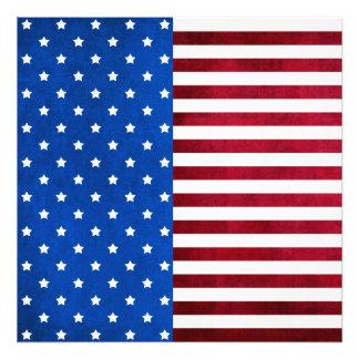 Stars And Stripes-American Flag Art Photo