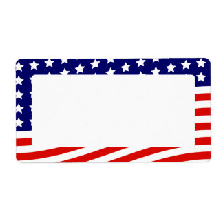 Stars and Stripes American Flag July 4th