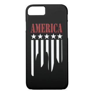 Stars and Stripes American Phone Case
