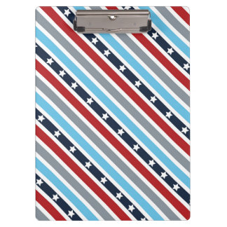 Stars and Stripes Clipboards