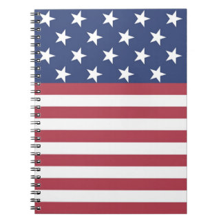Stars and Stripes Design Notebook