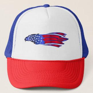 Stars And Stripes Eagle Cap