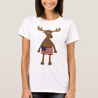 Stars and Stripes, Eh? T-Shirt