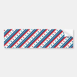 Stars and Stripes Forever Bumper Sticker
