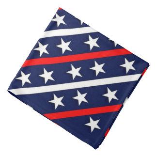 Stars and Stripes Head Kerchief