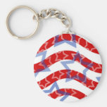 Stars-And-Stripes Keychain