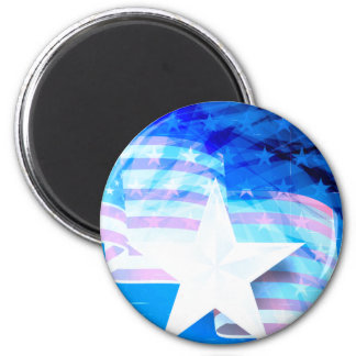 Stars and Stripes Magnet
