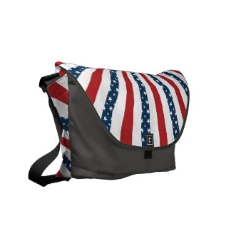 Stars and Stripes Messenger Bags