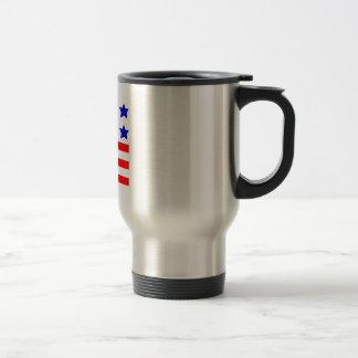 Stars and Stripes Coffee Mugs