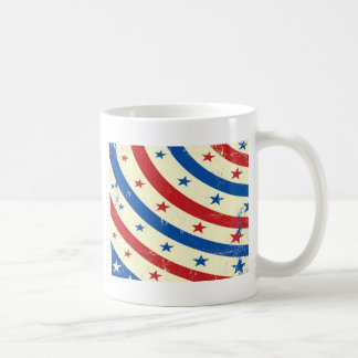 Stars and Stripes Red, White and Blue Mugs