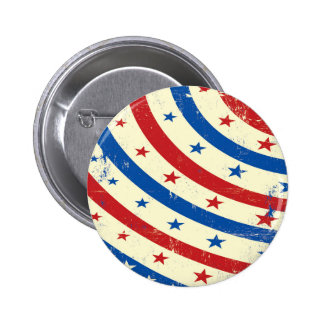 Stars and Stripes Red White and Blue Pins