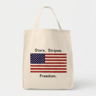 Stars and Stripes Reusable bag
