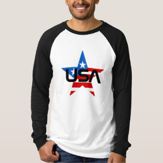 Stars and Stripes Star T-Shirt