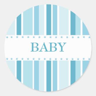 Stars and Stripes Sticker (blue)