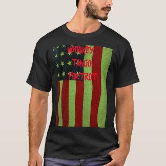 Stars and Stripes WTF T-Shirt
