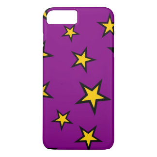 Stars Apple iPhone 7 Plus, Barely There Phone Case