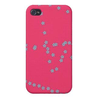 stars bright iPhone 4/4S cases