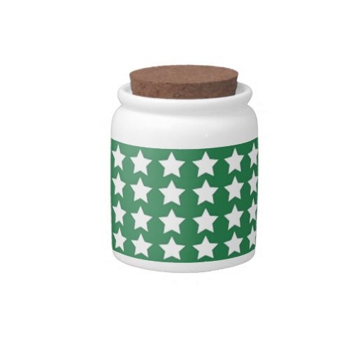 Stars candy jar