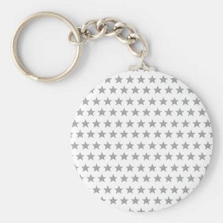 Stars Diamond Key Chain
