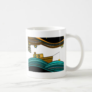 stars fishing coffee mugs
