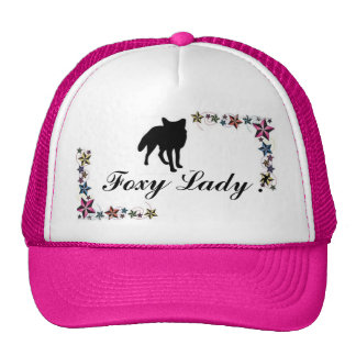 stars, Foxy Lady ! Mesh Hat
